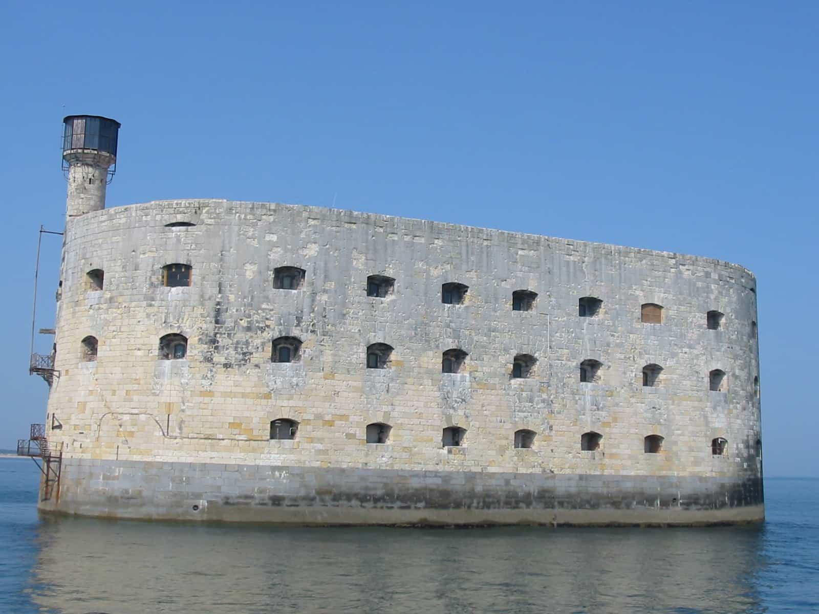 Fångarna på fortet gåtor