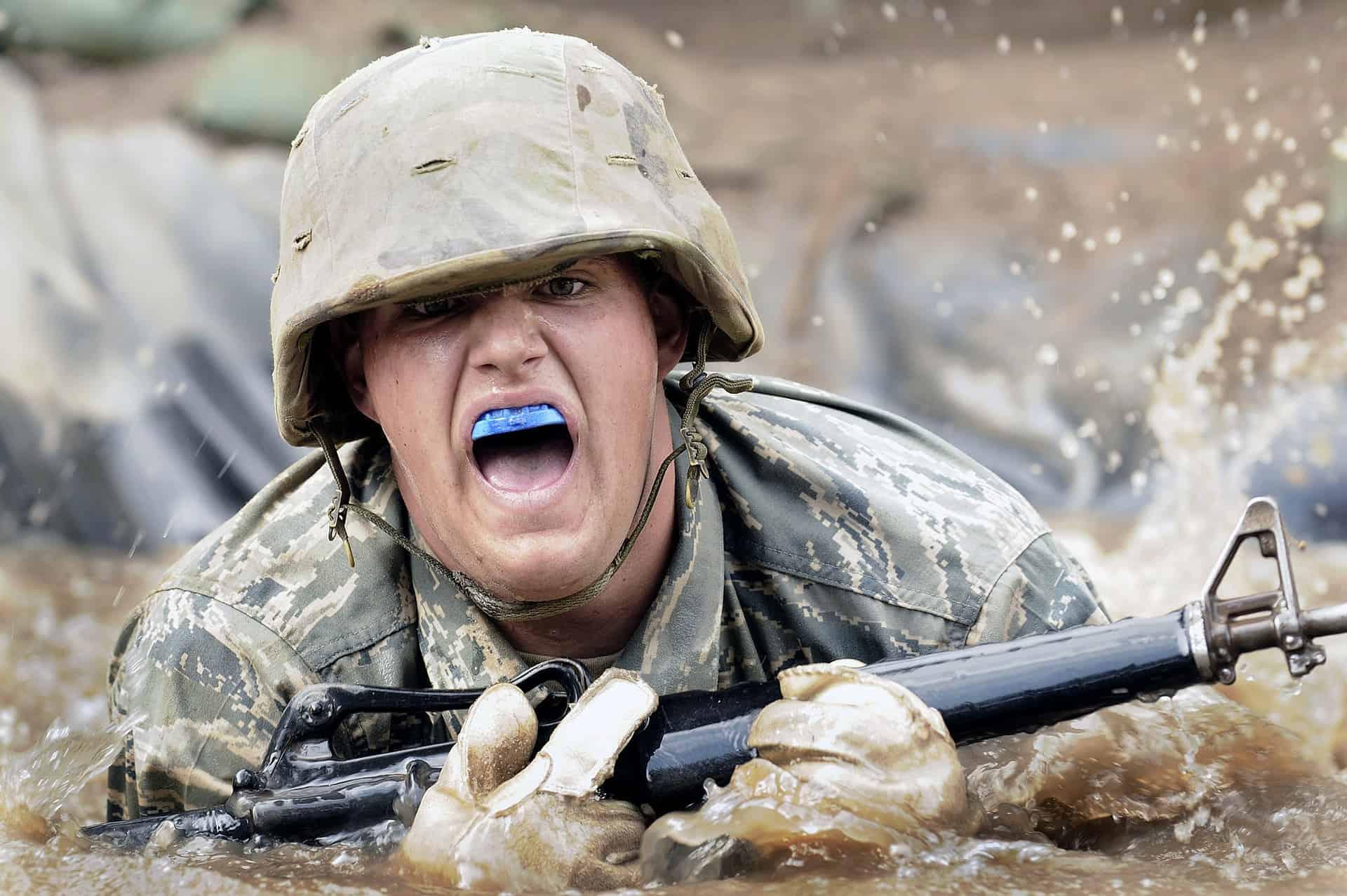 Militär skämt