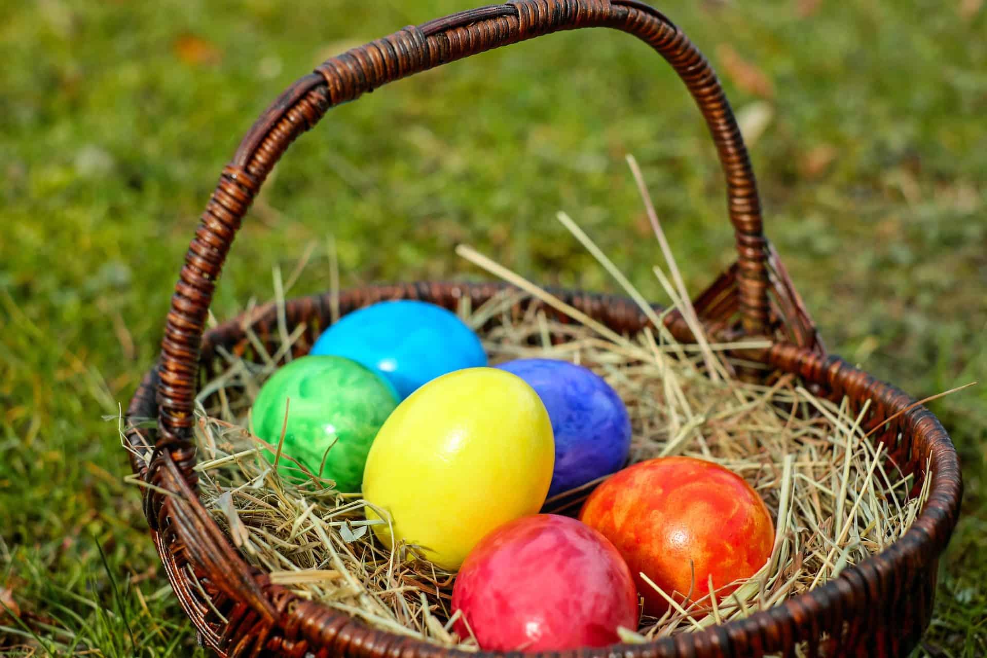 Snapsvisor för påsk