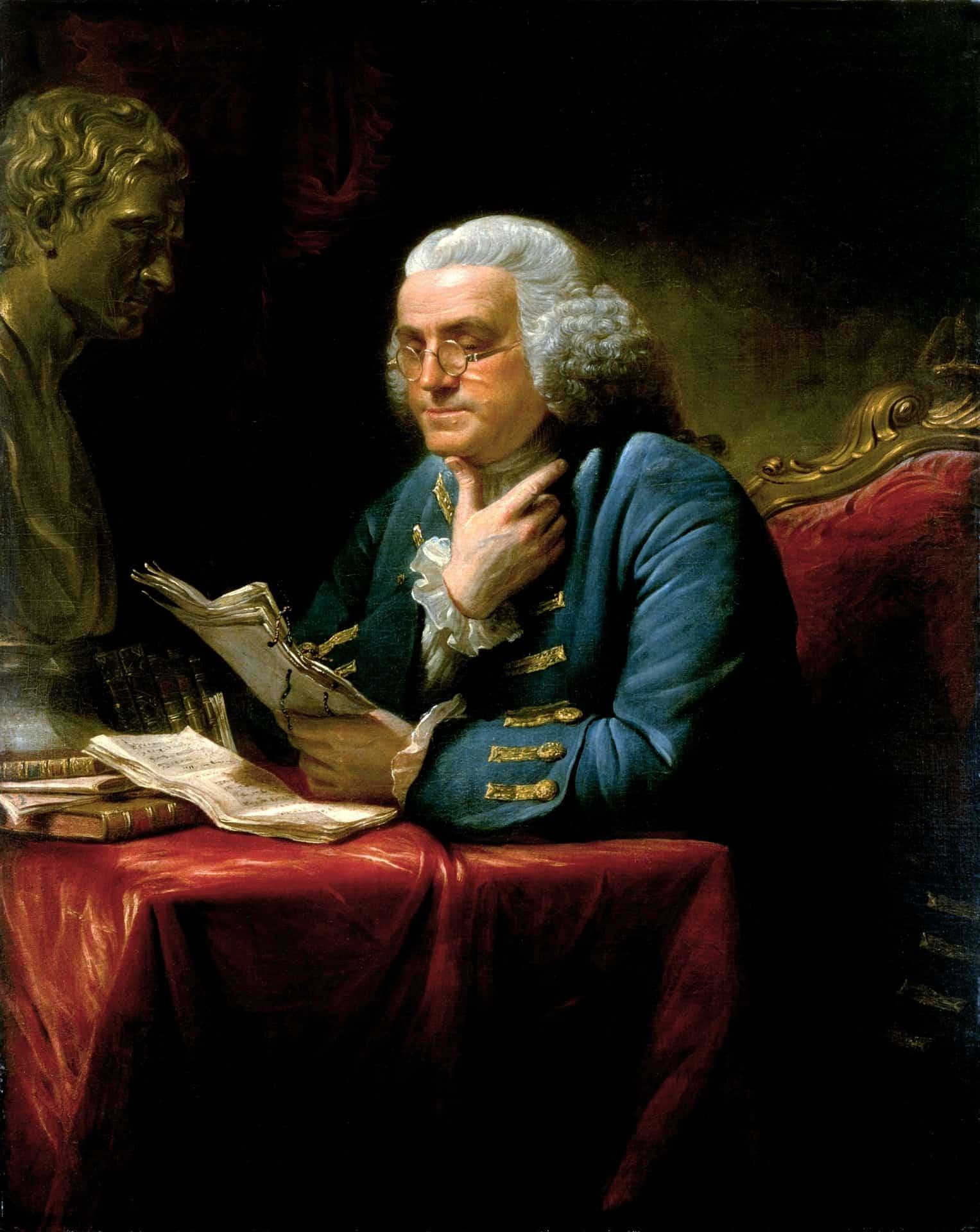 Benjamin Franklin citat